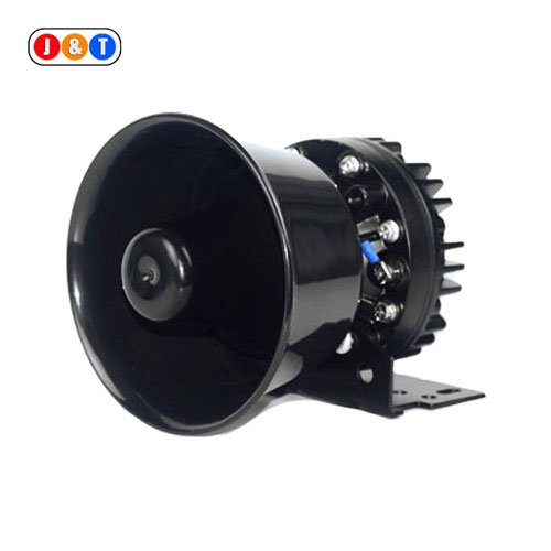 Warning and Mass Notification 100W Outdoor Siren Loudspeaker