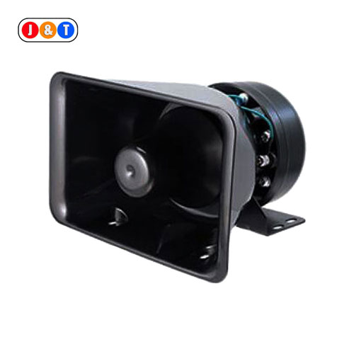 12V Car Warning Alarm Siren Speaker for Police Fire Ambulance