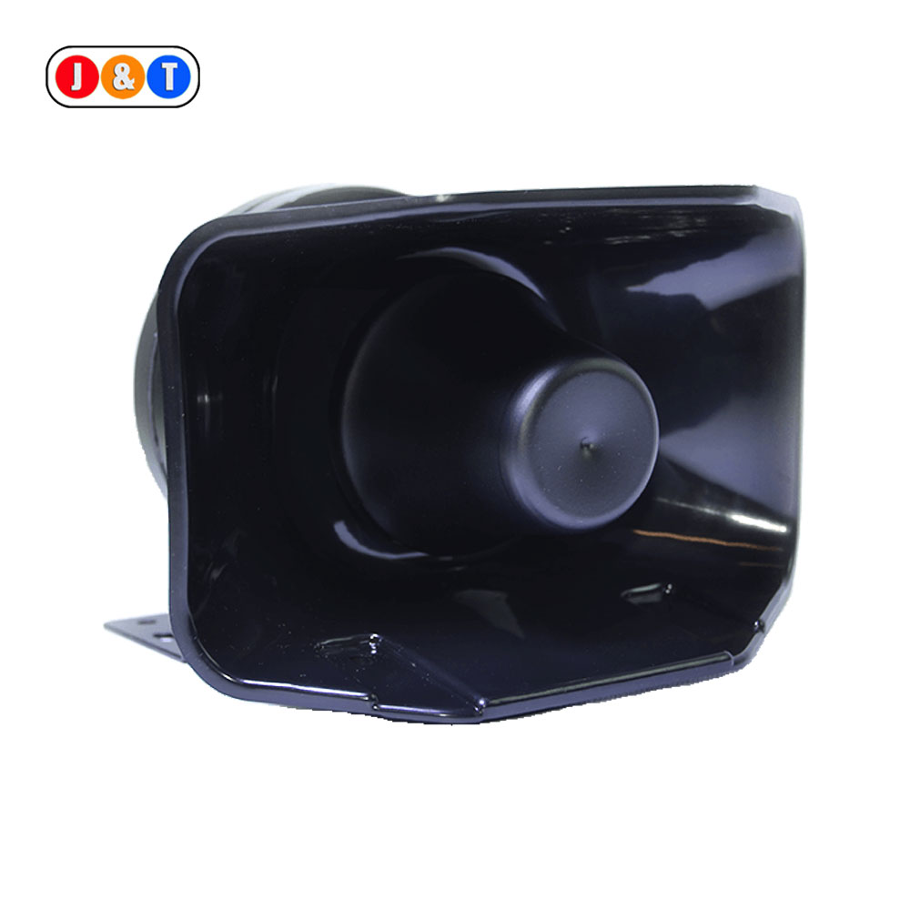 100W Vehicle Emergency Speaker with Light Control