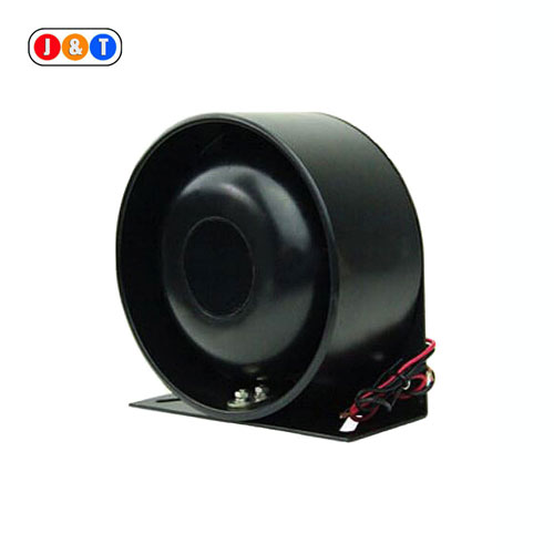 Metal Ultra Slim Multi-Tones 200W Wired Control Police PA Speaker