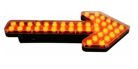 Hot Selling Amber LED Light Bar for Emergency Vehicles-1