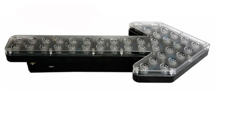 Hot Selling Amber LED Light Bar for Emergency Vehicles-2