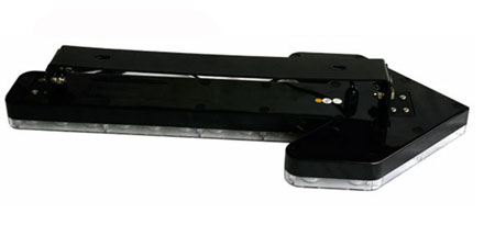 Hot Selling Amber LED Light Bar for Emergency Vehicles-3